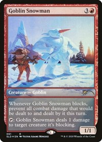 Goblin King 019 SLD Promo Near Mint MTG Secret Lair Drop Series SLD 2B3