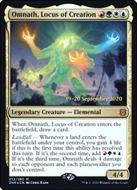 Omnath, Locus of Creation (Foil)