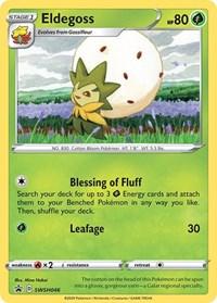 Eldegoss - SWSH046, Pokemon, SWSH: Sword & Shield Promo Cards
