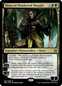 Nissa of Shadowed Boughs