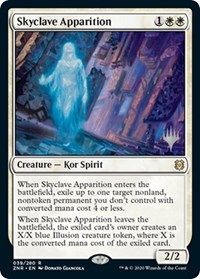Skyclave Apparition, Magic: The Gathering, Promo Pack: Zendikar Rising