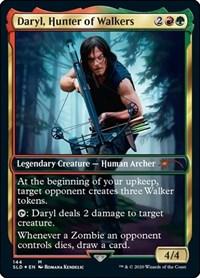 Daryl, Hunter of Walkers, Magic: The Gathering, Secret Lair Drop Series