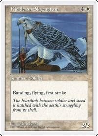 Kjeldoran Skycaptain, Magic, Fifth Edition