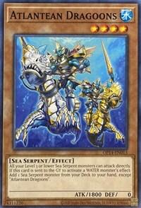 Atlantean Dragoons, YuGiOh, OTS Tournament Pack 14