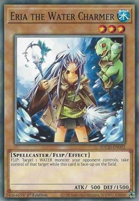 Eria the Water Charmer, YuGiOh, Structure Deck: Spirit Charmers