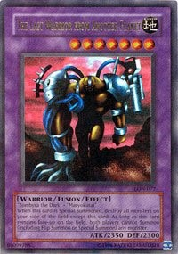 The Last Warrior from Another Planet, YuGiOh, Labyrinth of Nightmare