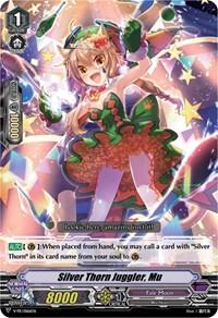 Silver Thorn Juggler, Mu, Cardfight Vanguard, V Promo Cards