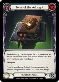 Tome of the Arknight
