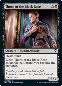 Thorn of the Black Rose