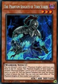 The Phantom Knights of Torn Scales, YuGiOh, Phantom Rage