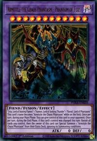 Armityle the Chaos Phantasm - Phantom of Fury, YuGiOh, Phantom Rage