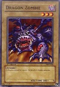 Dragon Zombie, YuGiOh, Starter Deck: Yugi