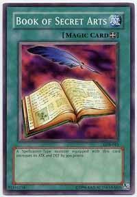 Book of Secret Arts, YuGiOh, Starter Deck: Yugi