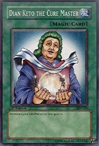 Dian Keto the Cure Master, YuGiOh, Starter Deck: Yugi
