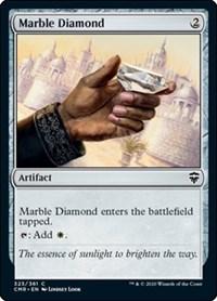 Marble Diamond, Magic: The Gathering, Commander Legends