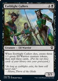 Eyeblight Cullers, Magic: The Gathering, Commander Legends