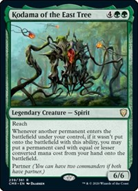 Kodama of the East Tree, Magic: The Gathering, Commander Legends