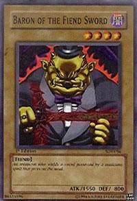 Baron of the Fiend Sword, YuGiOh, Starter Deck: Yugi