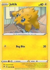 Joltik, Pokemon, SWSH04: Vivid Voltage