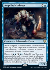 Amphin Mutineer, Magic: The Gathering, Commander Legends