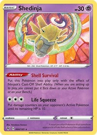 Shedinja, Pokemon, SWSH04: Vivid Voltage