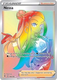 Nessa (Secret), Pokemon, SWSH04: Vivid Voltage