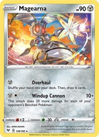 Magearna, Pokemon, SWSH04: Vivid Voltage