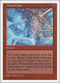 Mana Clash, Magic: The Gathering, Fifth Edition