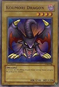 Koumori Dragon, YuGiOh, Starter Deck: Kaiba