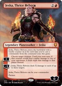 Jeska, Thrice Reborn (Borderless)