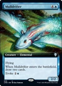 Mulldrifter (Extended Art), Magic: The Gathering, Commander Legends