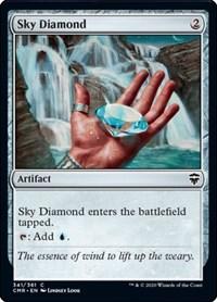 Sky Diamond, Magic: The Gathering, Commander Legends