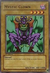 Mystic Clown, YuGiOh, Starter Deck: Kaiba