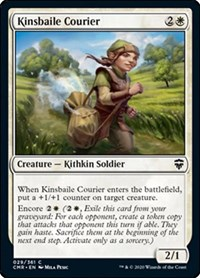 Kinsbaile Courier, Magic: The Gathering, Commander Legends