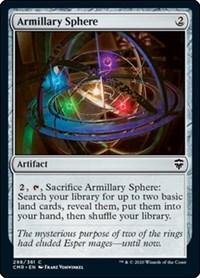 Armillary Sphere, Magic: The Gathering, Commander Legends