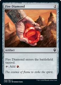 Fire Diamond, Magic: The Gathering, Commander Legends