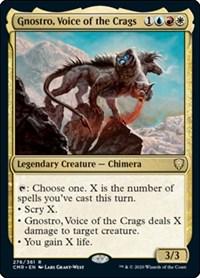 Gnostro, Voice of the Crags