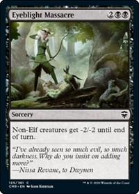 Eyeblight Massacre, Magic: The Gathering, Commander Legends