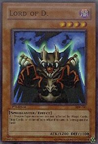 Lord of D., YuGiOh, Starter Deck: Kaiba