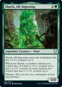 Slurrk, All-Ingesting, Magic: The Gathering, Commander Legends