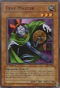 Trap Master, YuGiOh, Starter Deck: Kaiba