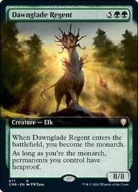 Dawnglade Regent (Extended Art), Magic: The Gathering, Commander Legends