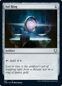Sol Ring, Magic: The Gathering, Commander Legends