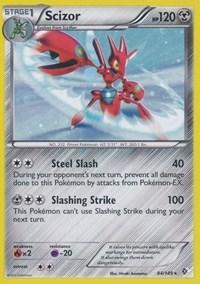 Scizor - 94/149 (Cosmos Holo), Pokemon, Blister Exclusives