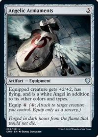 Angelic Armaments, Magic: The Gathering, Commander Legends