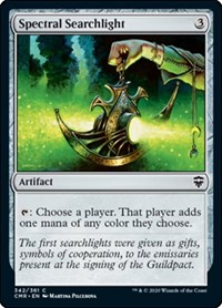 Spectral Searchlight, Magic: The Gathering, Commander Legends