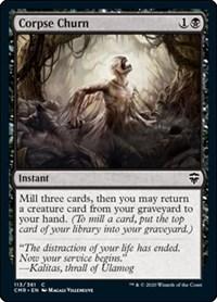 Corpse Churn, Magic: The Gathering, Commander Legends