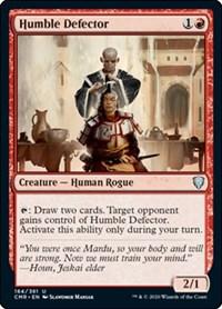 Humble Defector, Magic: The Gathering, Commander Legends