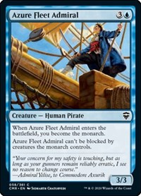 Azure Fleet Admiral, Magic: The Gathering, Commander Legends