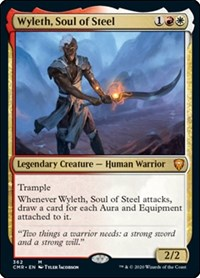Wyleth, Soul of Steel